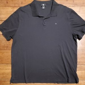 Calvin Klein Mens Polo Shirt